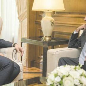 Τσίπρας προς Watsa: Θα υπάρξει συμφωνία με την Ε.Ε. – Βέβαιος και ο επικεφαλής τηςFairfax