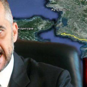 Συμφωνία Προδοτών τα Θαλάσσια Σύνορα με τηνΑλβανία