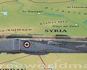 Κατάρριψη Su-24 Fencer της Συρίακής Αεροπορίας oncamera
