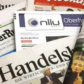 Tα γερμανικά ΜΜΕ για τις ραγδαίες πολιτικές εξελίξεις στηνΕλλάδα