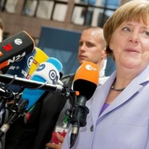 ΔΗΛΩΣΗ – ΚΕΡΑΥΝΟΣ της Μέρκελ! Συμφωνία πριν ανοίξουν οι αγορές τη Δευτέρα – Δεν θα μας εκβιάσει ηΕλλάδα