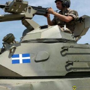 Το ΓΕΕΦ έβγαλε τα Κυπριακά Τεθωρακισμένα (φωτο) σε Τακτική κίνηση στον Αιγαιλό!