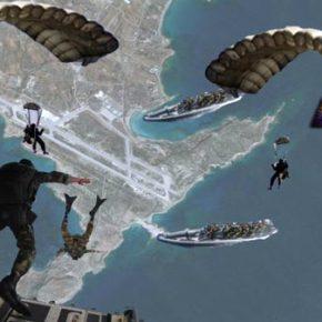Σε ετοιμότητα πολέμου από τα χαράματα  η Δύναμης «Δ» και οι Σάρισες της Αεράμυνας σε όλη την επικράτεια!