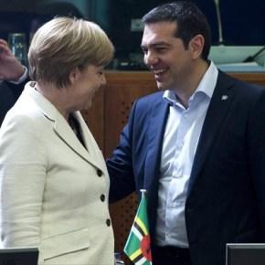 Bloomberg: «Τμηματική» συμφωνία με Ελλάδα εξετάζει ηΜέρκελ