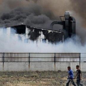 ΣΥΜΦΩΝΑ ΜΕ ΤΗΝ ΠΥΡΟΣΒΕΣΤΙΚΗ – Εμπρησμός η πυρκαγιά στονΑσπρόπυργο