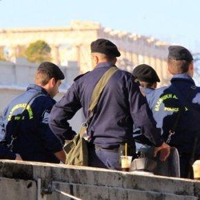 Με πολιτικά από αύριο οι αστυνομικοί τηςΒουλής