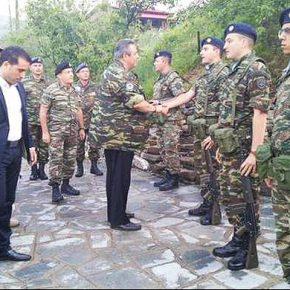 Τρόμαξε τους Αλβανούς η Ενίσχυση της Ελλάδας στα Σύνορα μεΑλβανία