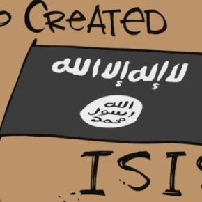 ΒΙΝΤΕΟ – ΜΑΧΑΙΡΙΑ στο μέσο αμερικάνο: ΕΣΥ δημιούργησες την ISIL – Γιατί πρέπει να τοδείτε