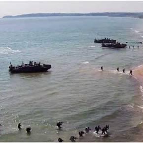 Το αποβατικό σκέλος της BALTOPS 2015 στις σουηδικές ακτές για να φοβίσουν την Ρωσία[βίντεο]