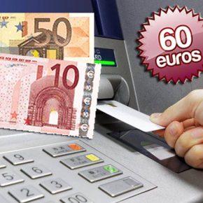 Όριο αναλήψεων στα 60 ευρώ και κλειστές τράπεζες για μιαεβδομάδα