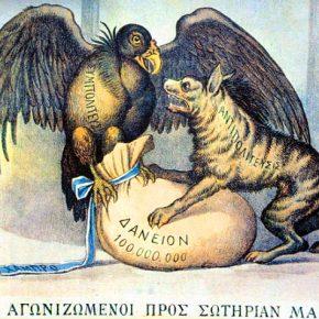 ΑΠΟΚΑΛΥΨΗ: Από το 1894 η Γερμανία ήθελε τον έλεγχο της Ελλάδαςλόγω…