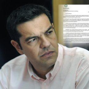 Στη δημοσιότητα από τους Financial Times Αυτή είναι η επιστολή Τσίπρα για την παράταση τουπρογράμματος