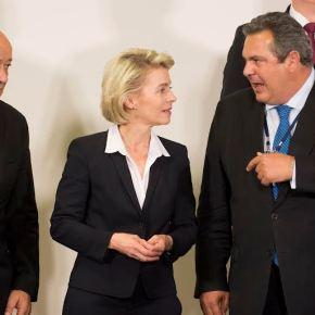 ΝΑΤΟ: Στην υπουργική σύνοδο ο ΥΠΕΘΑ ΠάνοςΚαμμένος