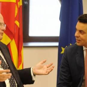 ΠΡΟΔΟΣΙΑ! Κοτζιάς: Δικαίωμα των σκοπιανών να λέγονται«Μακεδόνες»