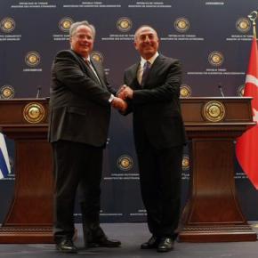 Ο Ν. Κοτζιάς αιτήθηκε και συνάντησε τον Τούρκοομόλογο…