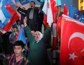 Χάνει την αυτοδυναμία το κόμμα τουΕρντογάν