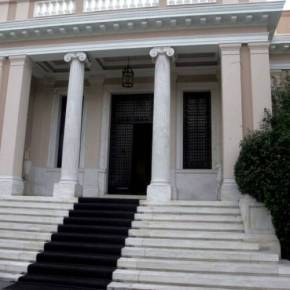 Νέα τηλεφωνική επικοινωνία Τσίπρα-Γιούνκερ μετά τη σύσκεψη στο Μαξίμου Μαξίμου: Δραγασάκης, Παππάς και Τσακαλώτος μεταβαίνουν με την ελληνική αντιπρόταση το Σάββατο στιςΒρυξέλλες