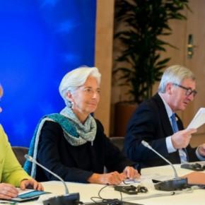 Έκτακτο Eurogroup στο δρόμο για τησυμφωνία
