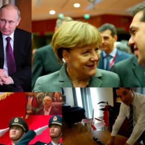 Spiegel: Η πολιτική Μέρκελ για την Ελλάδααπέτυχε