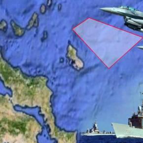 Κρίση εν όψει: Με NAVTEX η Άγκυρα έκοψε «στα τέσσερα» το Αιγαίο και «πολιορκεί» τηΣκύρο