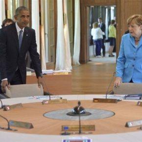 Παρότρυνση Λευκού Οίκου για λύση Τι συζήτησαν Ομπάμα – Μέρκελ για τηνΕλλάδα