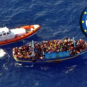 Ναυτική επιχείρηση της ΕΕ ενάντια στην λαθρεμπόριο ανθρώπων και στα ελληνικά χωρικάύδατα