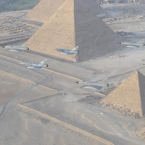 Ελληνικά Mirage 2000 στις Πυραμίδες! Φωτογραφίες από την άσκηση με τηνΑίγυπτο
