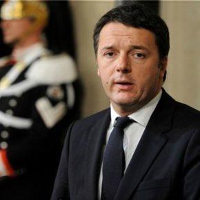 Αποκάλυψη-σοκ από τον Ιταλό πρωθυπουργό  Ρέντσι: Δεχόμαστε πιέσεις να αποκλείσουμε την Ελλάδα από τηνΕυρωζώνη