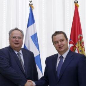 Κοτζιάς: «Η Σερβία και η Ελλάδα περνούν δύσκολεςώρες»