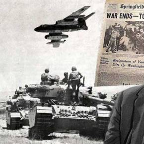 5 Ιουνίου 1967: Ο πόλεμος των 6 ημερών – Δείτε την «αρματομαχία» σεβίντεο