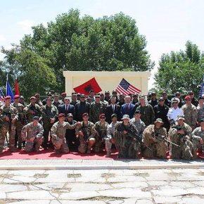 Αμερικανικές ειδικές δυνάμεις εκπαίδευσαν Αλβανούς για την αντιμετώπιση τηςτρομοκρατίας