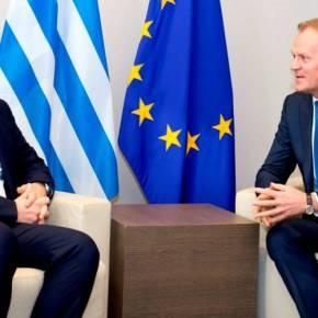 «Θερμό» επεισόδιο του Α.Τσίπρα με τoν πρόεδρο της ΕΕ Ν.Τουσκ: «Μην υποτιμάς την Ελλάδα γιατί θα εκπλαγείςδυσάρεστα»!