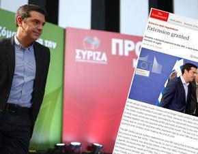 Economist: Η ικανότητα του Τσίπρα κρίνει την επίτευξη συμφωνίας «ΕΓΚΡΙΘΗΚΕ ΗΠΑΡΑΤΑΣΗ»