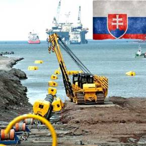 Εκτός αγωγού «Turk Stream» θέλει να διώξει την Ελλάδα , ηΣλοβακία!!