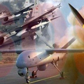 Kραυγή αγωνίας από το ΓΕΑ: «Κρύβουν τον ήλιο στο Αιγαίο τα τουρκικά μαχητικά τα UAV και οι βαλλιστικοί πύραυλοι των 2.500χλμ»