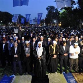 Με προσευχές οι Τούρκοι ισλαμιστές ζητούν εκ νέου την μετατροπή της Αγίας Σοφίας σετζαμί