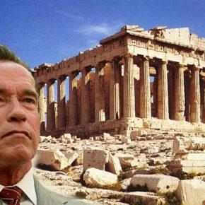 Σβαρτζενέγκερ: «Θα ήθελα να ήμουν έστω και μια μύγα στην αρχαία Ελλάδα, όταν έχτιζαν τηνΑκρόπολη»