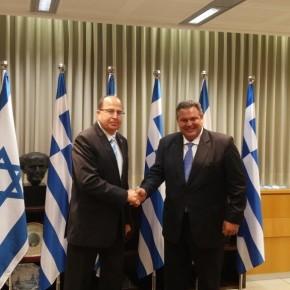 Στο Ισραήλ για επίσημη επίσκεψη ο ΥΕΘΑ Καμμένος!