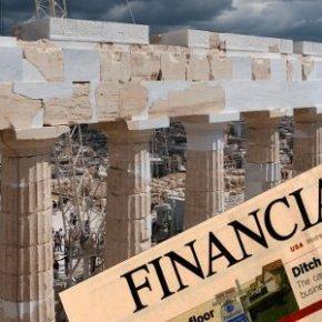 Σόκ και Δέος απο τους Financial Times : Σχέδια κουρέματος των καταθέσεων κατά 30% πάνω απο 8.000ευρώ!