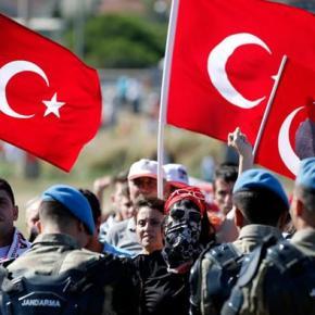 Μαζί με το ISIS η Τουρκία χτυπάει και τουςΚούρδους