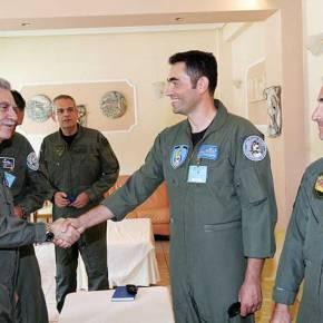 Στο Α/ΤΑ με πλήρη μυστικότητα η Σύσκεψη όλων των Πολεμικών Μοιρών τηςΠΑ!