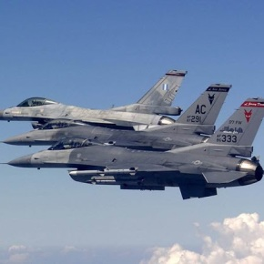 Συμμετοχή της Πολεμικής Αεροπορίας στην Άσκηση «Thracian Star2015»