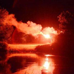 """Νυχτερινή επέλαση των Τεθωρακισμένων στο Δέλτα του ΄Εβρου…Αχμέτ τη νύχτα θα σου""""ρθούνε!"""