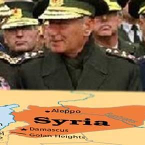 Διστάζουν οι στρατηγοί της Άγκυρας να εμπλακούν στηΣυρία