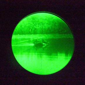 Μυστική Νυχτερινή Αποστολή Κομάντος για βίαια διάβαση Ποταμού !(φώτο)