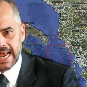 ΠΡΟΚΛΗΣΗ: Η Αλβανία «απαγορεύει» στην Ελλάδα να κάνει έρευνες στοΙόνιο!