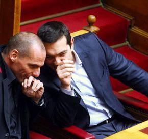 ΣΥΝΕΝΤΕΥΞΗ ΣΤΟ CNN  Ο Γ.Βαρουφάκης καλεί τον Α.Τσίπρα σε παραίτηση: «Η κυβέρνηση έπρεπε να παραιτηθεί μετά τηναποτυχία»