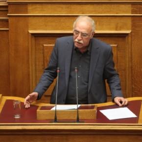 Εκλογές αμέσως μετά από τη συμφωνία προτείνει ο ΑΝΥΕΘΑ ΔημήτρηςΒίτσας