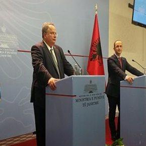 Ύποπτες Συμφωνίες Ελλάδας –Αλβανίας