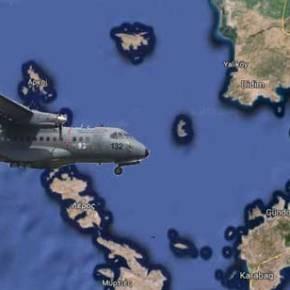 Oι Τούρκοι πάνω απο νησιά μας και εμείς …«Κωλοβαράμε!»